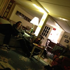 Photo taken at The Brannon Bunker Inn by Cintain 昆. on 11/10/2012