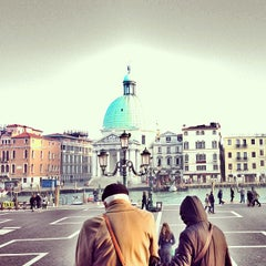 Photo taken at Stazione Venezia Santa Lucia by jesse c. on 1/1/2013