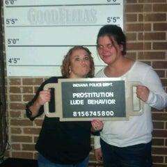 Photo taken at Goodfellas by Jessalyn L. on 9/22/2012
