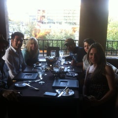 Photo taken at Baily's Fine Dining by Luis S. on 7/8/2013