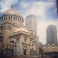 Photo taken at City of Boston by Júlio C. on 7/20/2014