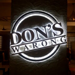 Photo taken at Don's Warong by Mr Reef S. on 4/7/2013