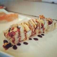Photo taken at Joe's Sushi by Bernadette N. on 9/15/2012