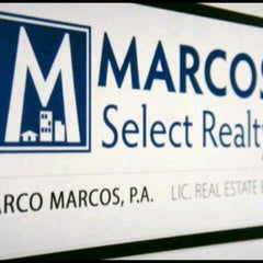 Photo taken at Marcos Select Realty by Marco M. on 9/21/2012