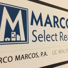 Photo taken at Marcos Select Realty by Marco M. on 10/16/2012