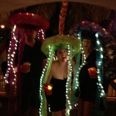 Photo taken at Tiki's Grill & Bar by Doc R. on 11/1/2012