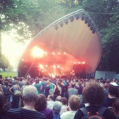 Photo taken at Stadspark by Frederik H. on 7/7/2013