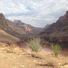 Foto tirada no(a) The Grand Canyon por Antony M. em 7/27/2013