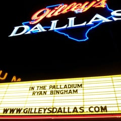 Photo taken at Gilley's Dallas by Joseph A. on 10/4/2012