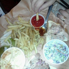 Photo taken at Cox Bros BBQ by Mark R. on 11/23/2012