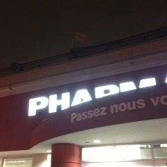 Photo taken at Pharmaprix by E B. on 2/16/2013