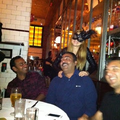 Photo taken at Lavo by Kathryn C. on 11/12/2012