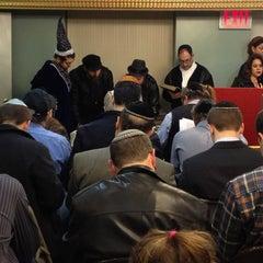 Photo taken at Congregation B'nai Avraham by Ed W. on 2/24/2013