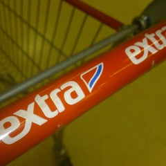 Photo taken at Extra Supermercado by Nicholas B. on 4/14/2013