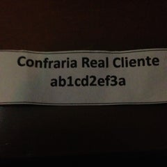 Photo taken at Confraria Real by André Luiz N. on 12/28/2012