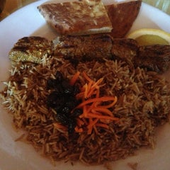 Photo taken at Kabul Afghan Cuisine by Laura K. on 7/21/2013