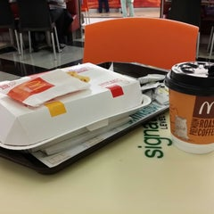 Photo taken at McDonald's by Kay A. on 3/3/2014
