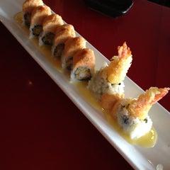 Photo taken at Sushi-O by mtnbke on 4/18/2013