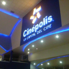 Photo taken at Cinépolis by Luis A. on 11/20/2012
