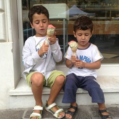 Photo taken at Gelateria Del Corso by Stefania B. on 8/25/2013