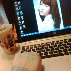 Photo taken at McDonald's by Fiona V. on 11/2/2014