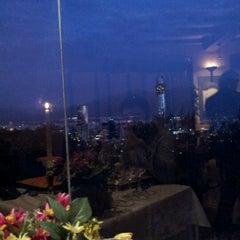 Photo taken at Restaurant Camino Real by Rodrigo A. on 10/27/2012