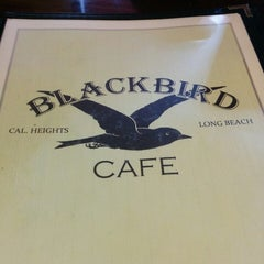Photo taken at Blackbird Cafe by Kirk G. on 10/10/2014