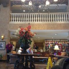 Photo taken at Crowne Plaza Anaheim Resort by Victoria R. on 5/19/2013