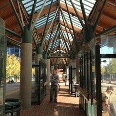 Photo taken at Bellevue Transit Center by Rick M. on 10/7/2012