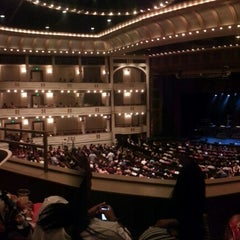 Photo taken at Mahaffey Theater by Rem T. on 8/29/2013