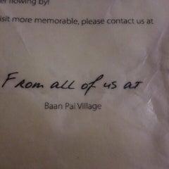 Photo taken at Baan Pai Village by Thom L. on 10/12/2013