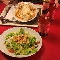 Photo taken at Pasta Deli by Maximilian M. on 12/2/2013