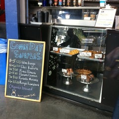 Photo taken at Trabant Coffee & Chai by Rodney D. on 9/29/2013