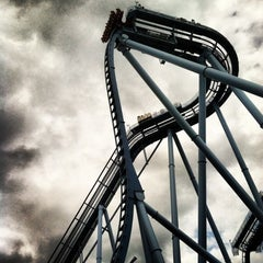 Photo taken at Thorpe Park by Dana S. on 5/3/2013