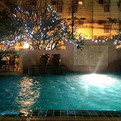 Photo taken at Crown Pattaya Beach Hotel by Алексей П. on 1/1/2014