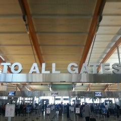 Photo taken at Raleigh-Durham International Airport by ryan o. on 3/29/2013