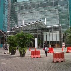 Photo taken at The Plaza Semanggi by fendy on 1/26/2013