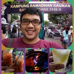 Photo taken at Alun - Alun Banjarnegara by Guntur Benedict H. on 6/24/2015