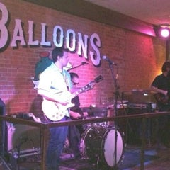 Photo taken at Balloons Restaurant & Nightclub by Brian B. on 9/20/2013