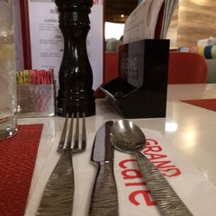 Photo taken at Café Sierra by Lani on 2/11/2014
