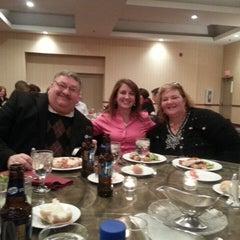 Photo taken at Sheraton Bucks County Hotel by Richard and Pamela G. on 1/24/2014
