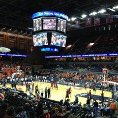 Photo taken at John Paul Jones Arena by Dave S. on 1/19/2013