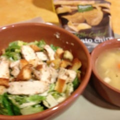 Photo taken at Panera Bread by Scott R. on 10/15/2012