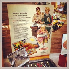 Photo taken at FOOD: Transforming the American Table 1950–2000 by Jeni L. on 12/3/2013