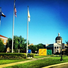 Photo taken at The University of Southern Mississippi by Orin S. on 10/19/2012