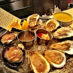 Photo taken at B&G Oysters by Kaiden on 9/30/2012