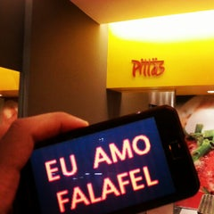 Photo taken at Pittas by Tiago V. on 10/22/2012