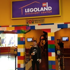 Photo taken at LEGOLAND Discovery Center Atlanta by Greg C. on 11/9/2012