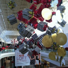 Photo taken at The Mall at Chestnut Hill by Chris M. on 12/23/2012