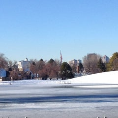 Photo taken at Liberty Park by Corey C. on 2/1/2013